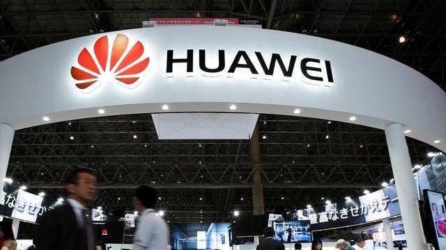 'Huawei derde op Nederlandse smartphonemarkt'