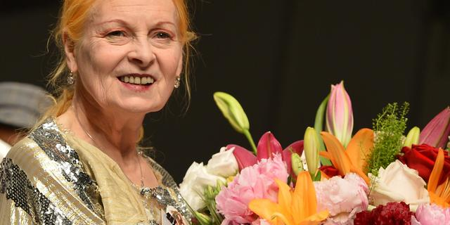 Vivienne Westwood verkleint productie voor milieu
