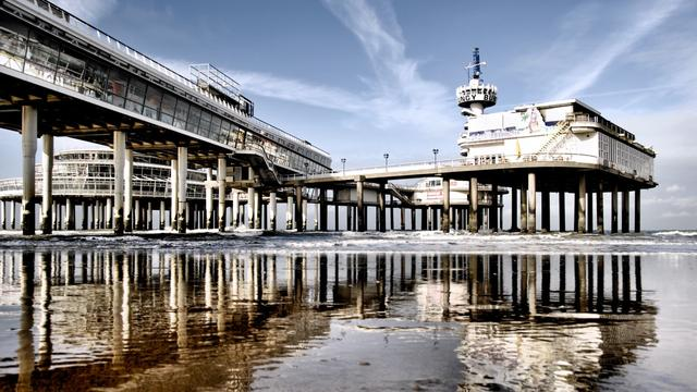 De Pier van Scheveningen sluit volgende week vrijdag
