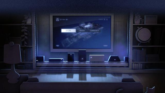 Valve onthult specificaties gameconsole Steam Machine