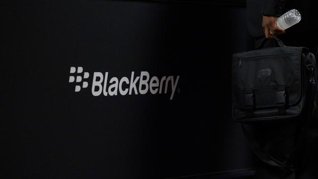 Blackberry Blend deelt bestanden smartphone met andere apparaten
