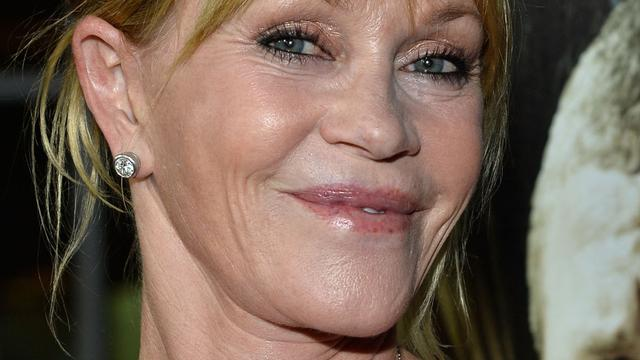 Ook Melanie Griffith in Facing the Wind