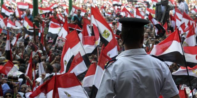 2000 aanhangers Mursi slaags met veiligheidstroepen