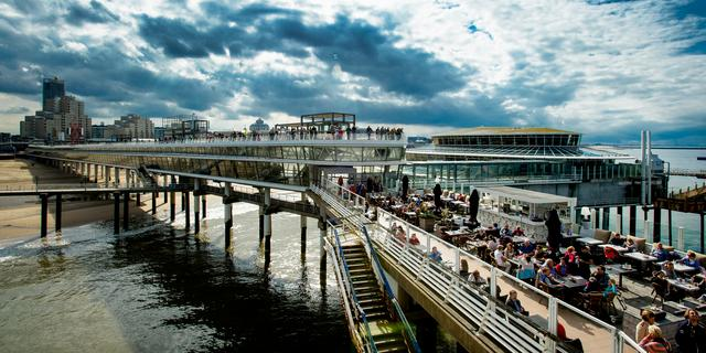 Curator vecht sluiting Pier van Scheveningen aan