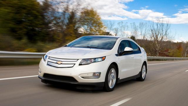 Chevrolet Volt heeft actieradius van 676 kilometer