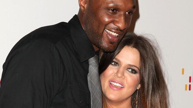 'Khloé Kardashian en Lamar Odom gaan niet scheiden'