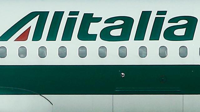 Klein winstje voor Alitalia