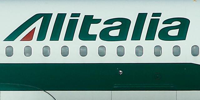 Alitalia mag voorlopig nog blijven vliegen