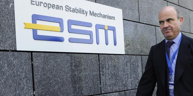 Nederland wil grotere rol voor Europees noodfonds ESM
