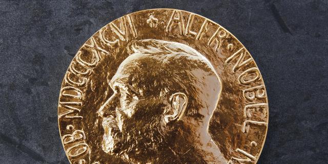 Medaille van Nobelprijswinnaar geveild voor 350.000 euro