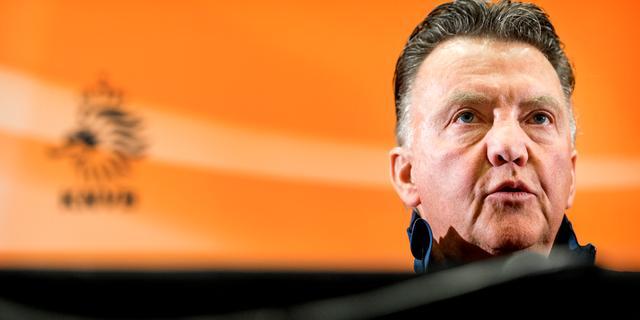 Van Gaal rekent op 'uiterst gemotiveerd' Oranje