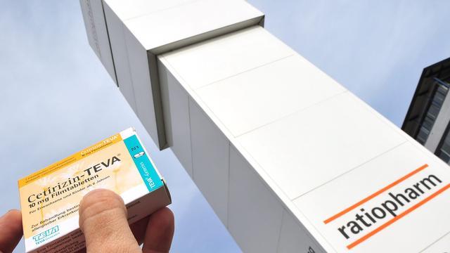 'Farmaceut Teva neemt branchegenoot Allergan over'