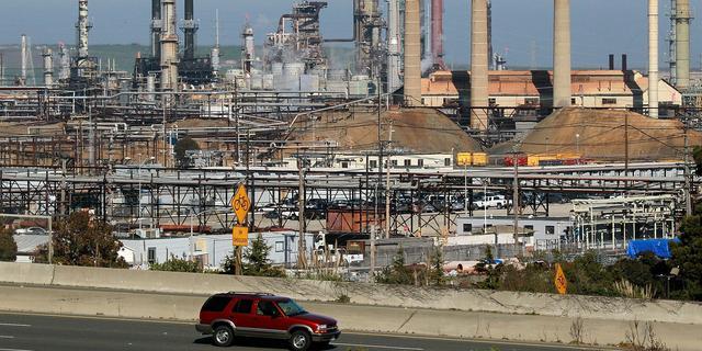 Productie Statoil omlaag