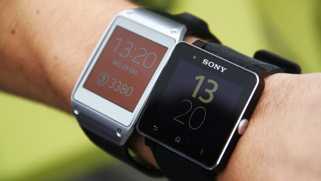 'Nog te vroeg voor smartwatches en smartglasses'