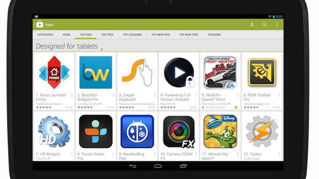 Play Store gebruikers kunnen zich inschrijven voor apps