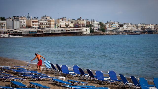 'Toeristen moeten extra cash meenemen naar Griekenland'