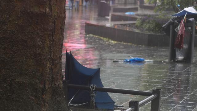 Veel overlast door aanhoudende regen
