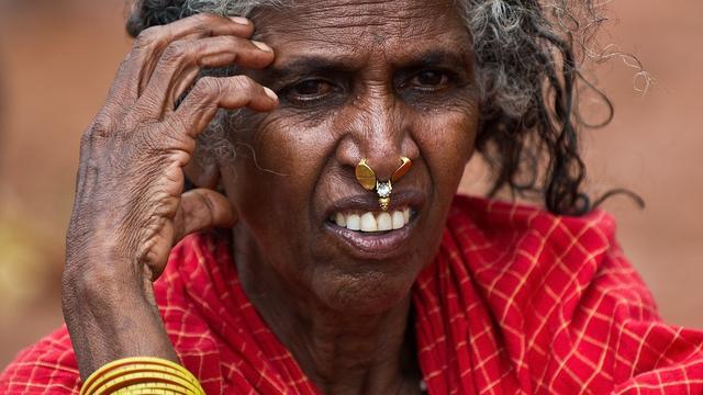 Ruim honderd doden door paniek hindoepelgrims India