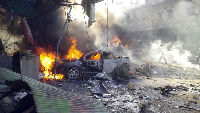 Al-Qaeda roept Syrische rebellen op onderlinge strijd te staken