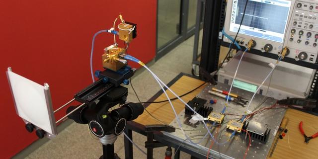 Onderzoekers ontwerpen snelste draadloos internet ooit