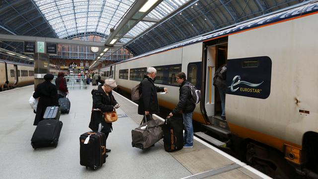 'Britse overheid verkoopt belang Eurostar'