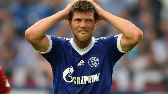 Mislukte terugkeer Huntelaar op training Schalke