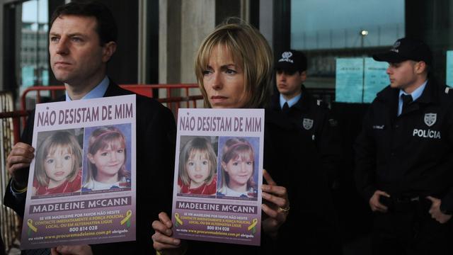 Politie start onderzoek in verdwijningsgebied McCann