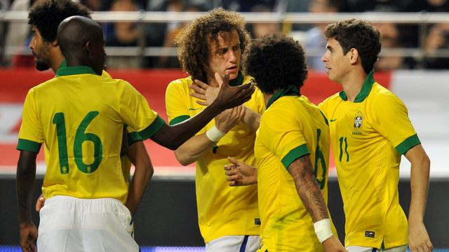 WK-organisator Brazilië verslaat Zambia in oefenduel