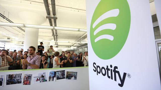 Spotify onder druk om gratis dienst te beperken