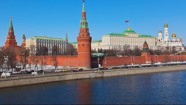 Cybercriminelen kapen website Kremlin