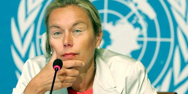 Sigrid Kaag leidt ontmantelingsmissie Syrië