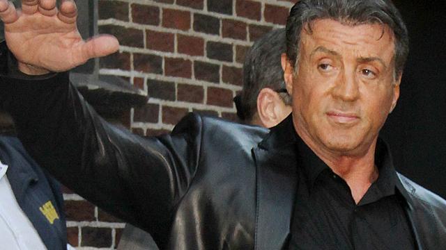 Veiling spullen Sylvester Stallone levert 2,7 miljoen euro op