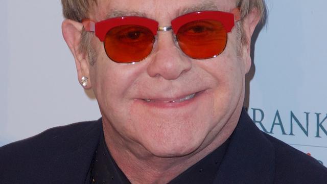 Single Elton John beste verkochte hit ooit in Vlaanderen