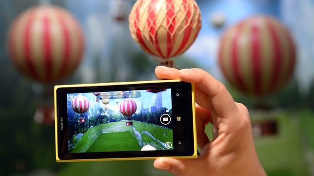Nokia verkoopt recordaantal Lumia's