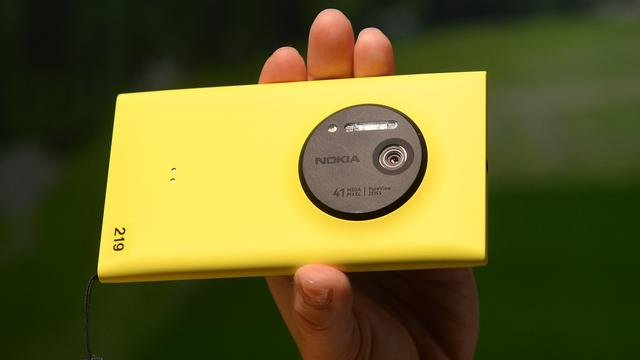Nokia app kan foto's achteraf scherp stellen