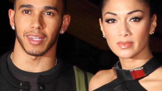 'Nicole Scherzinger en Lewis Hamilton verloofd'