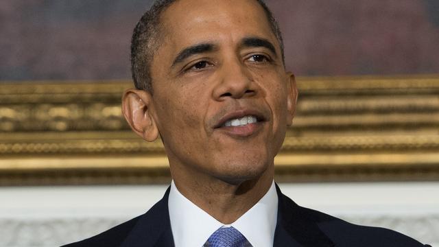 Obama ondertekent nieuwe begroting overheid