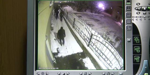 'Inbraak bij Greenpeace Moermansk'