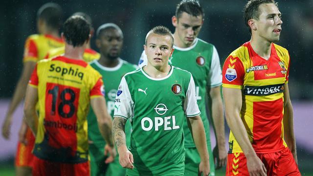 Feyenoord morst punten bij Go Ahead Eagles