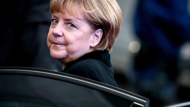'Telefoon Merkel afgeluisterd door VS'