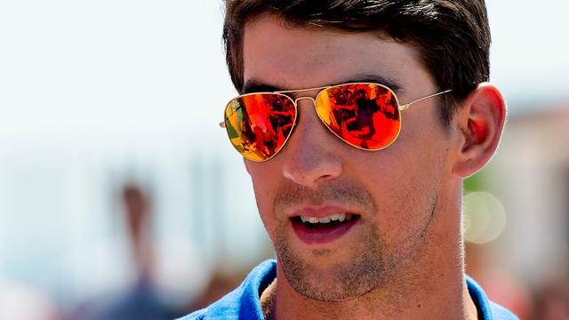 'Michael Phelps was aan het gokken voordat hij de auto instapte'