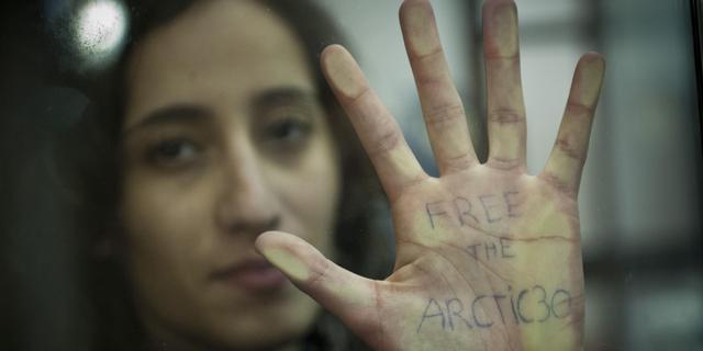 Greenpeace-activist schrijft brief aan koning