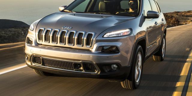 Jeep bepaalt prijzen Cherokee