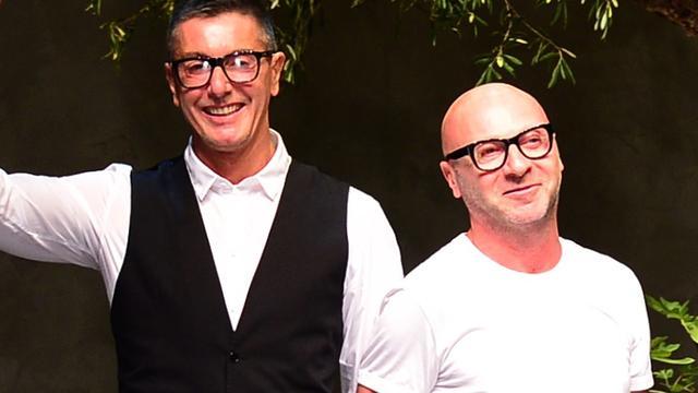 'Dolce & Gabbana gaan uitgever Condé Nast boycotten'