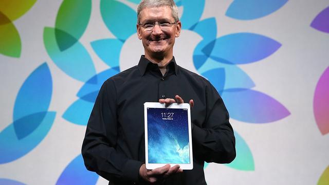 'Apple onder Cook niet anders dan onder Jobs'