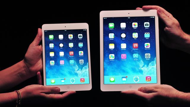'iPad Air 2 komt ook in goudkleurige versie'