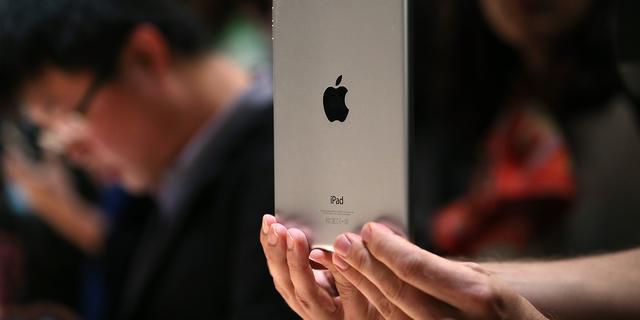 'Apple werkt aan nieuwe iPad mini'