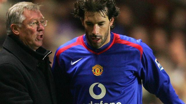 Ferguson: 'Van Nistelrooij schold me uit'