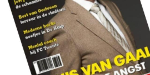 'Voetbal International wordt op termijn een maandblad'