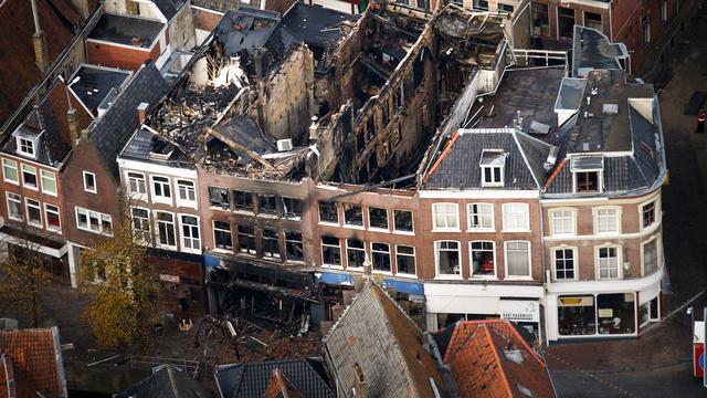 OM vervolgt alsnog pandeigenaar na fatale brand Leeuwarden